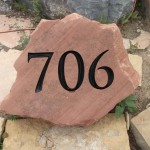Price is $270 - $730 for a rock sign similar to this (23
