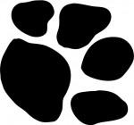 Dog Paw 3