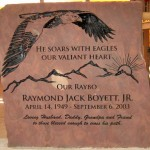Price is $1525 to $2240 for a headstone similar in size to this one.