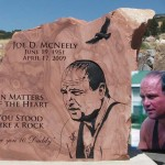 Price is $2500 to $3400 for a headstone similar in size to this one.