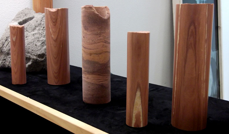 Stone Vase Natural Rock Designs